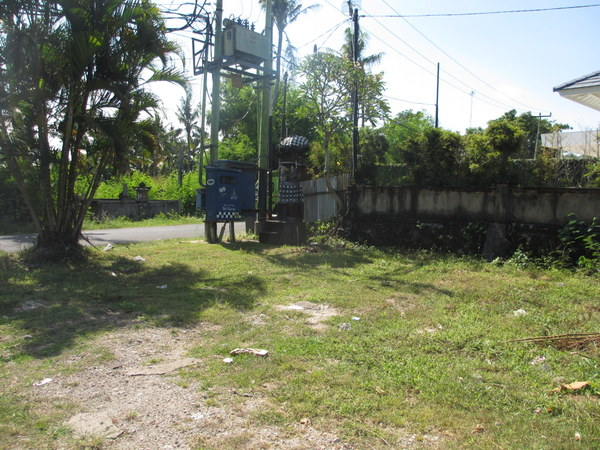 Land for sale in Nelayan,  Bali.