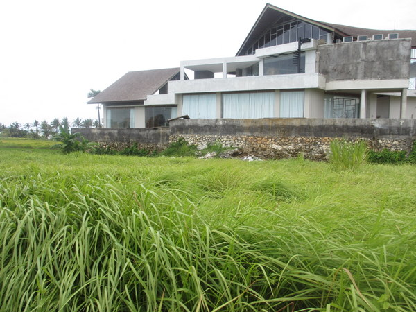 Land for sale in Cemagi, Bali.